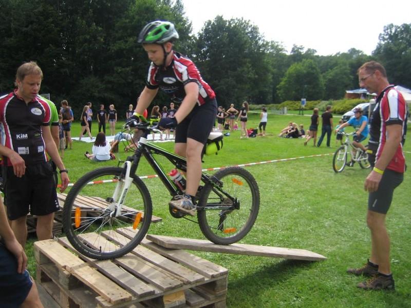 Spruche Bikers Point